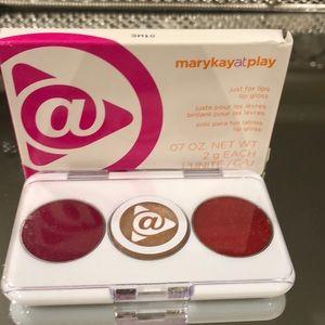 NEW marykayatplay just for lips lip gloss